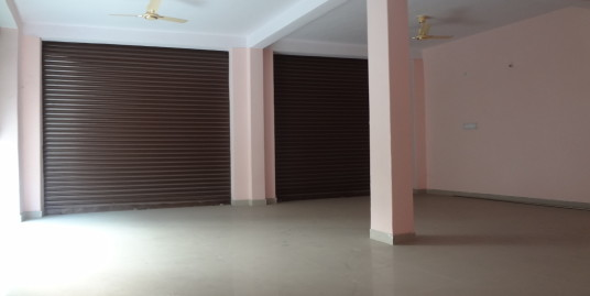 Commercial Hall on Mukhani Road For Rent